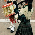 Pipe and Drum Band 3