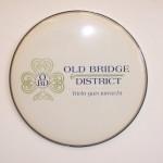 Custom Bass Drum Head Old Bridge